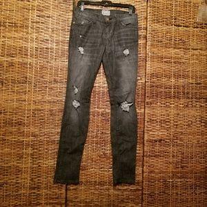 Current/ Elliott Jeans